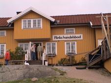 Bohuslän - Handelsbod Flink