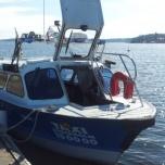 M/S Diana-Taxibåt-båttaxi-sjötaxi-stockholm