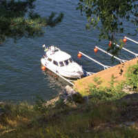 M/s Sirena Båttaxi_Taxibåt Vaxholm 8 pers
