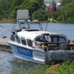 Stockholm Båttaxi M/S Diana-Taxibåt-sjötaxi