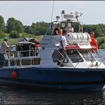 M/s Freja Stockholm Båttaxi Taxibåt