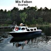 Svartsö Båtaxi Taxibåt-12 pers