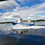 MSFreja_Taxiboat_in_StockholmIn_action