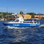 Gustafs Taxibåtar Stockholm