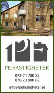 Hyr lägenhet utanför Falkenberg - hyreslägenheter i Långås hos PE Fastigheter i Falkenberg