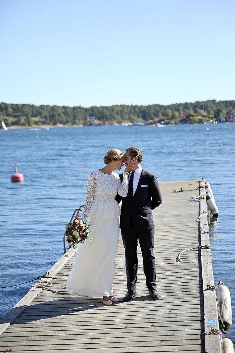 Fotograf Brigitte Grenfeldt, bröllopsfoto, Bröllopsfotograf, Dalarö kyrka, Fotograf Stockholm, bröllopsreportage, weddingphotographer,