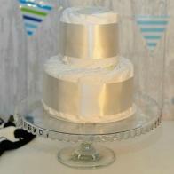 Blöjtårta/Diapercake liten 2 våningar (2 olika modeller)