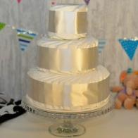 Blöjtårta/Diapercake 3 våningar (2 olika modeller)