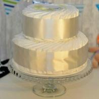 Blöjtårta/Diapercake stor 2 våningar (2 olika modeller)
