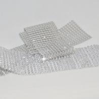Lyxigt diamantband (frivilligt tillval)
