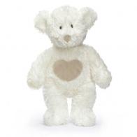 Teddy Cream, creamvit nalle från Teddykompaniet, liten