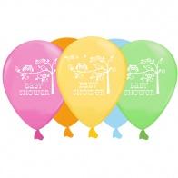 Happi Tree ballonger babyshower 6-pack