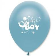 Ballonger, It's a boy