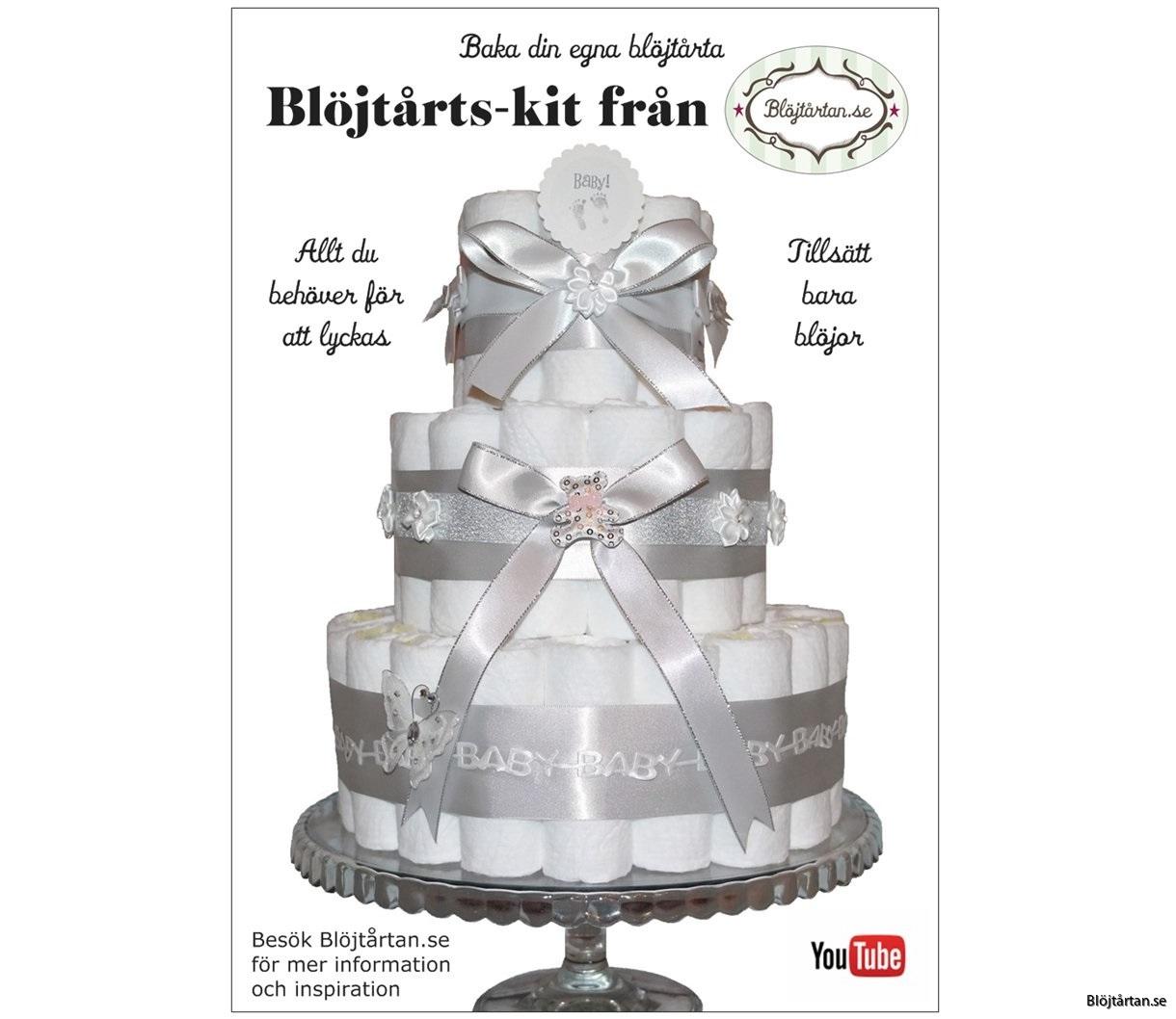 kit silver vit framsida blöjtårtan.se
