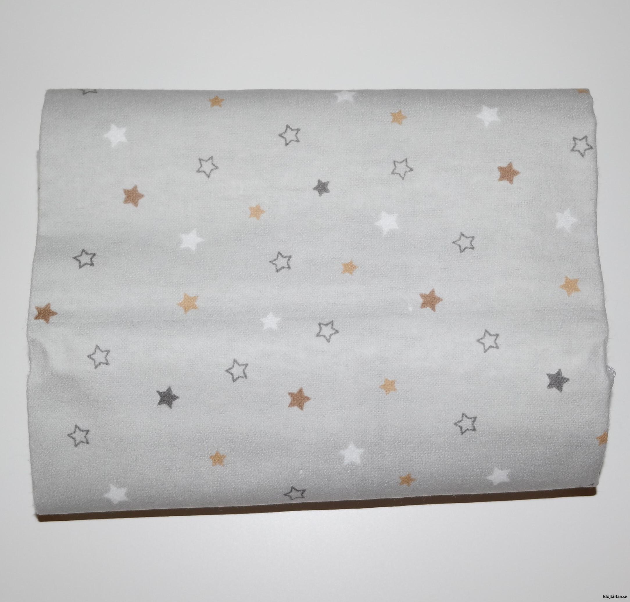 skötfilt grå stjärnor