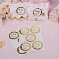 Pattern Works - Sticker Baby Girl