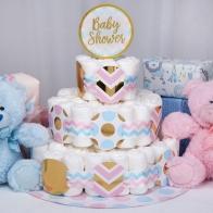Pattern Works - Nappy Cake Decoration Kit