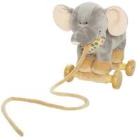 Diinglisar wild elefant på hjul, Teddykompaniet