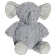 Gosedjur stickad elefant, Teddykompaniet