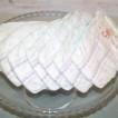 Blöjtårta rosa/beige XL (4 våningar) - 2-4 månader Pampers baby dry