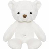 Nalle Elliot cream (stor) Teddykompaniet