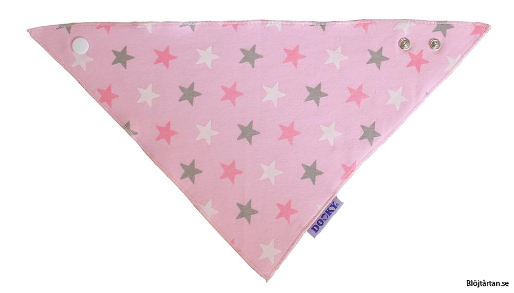 dooky dregglis stjärnor rosa liggande