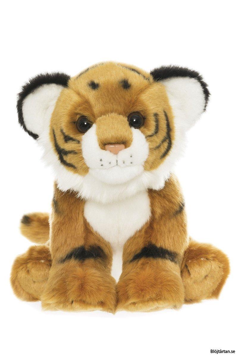 Teddykompaniet Teddy Wild Tiger Liten