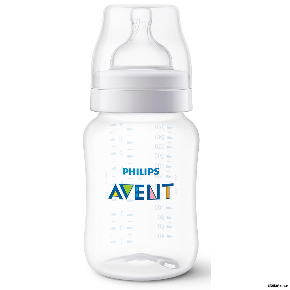 AVENT-classic-sutteflaske-260ml-laag