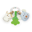 Present till babyn- Skallra Teddykompaniet Diinglisar ko och mus
