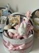 NYHET: BABYBOX, en presentbox till babyn, rosa - Rosa babybox