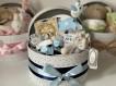 NYHET: BABYBOX, en presentbox till babyn, blå - BABYBOX, en presentbox till babyn, blå