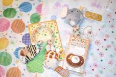 Present till babyn- Diinglisar wild paket
