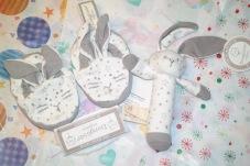 Present till babyn- Diinglisar organic paket