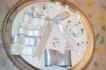 Blöjtårtan.se's tårtmix- tillsätt bara blöjor! VIT/SILVER/LILA - SILVER Neutralt kit, gör din egen blöjtårta, blöjtårts-kit