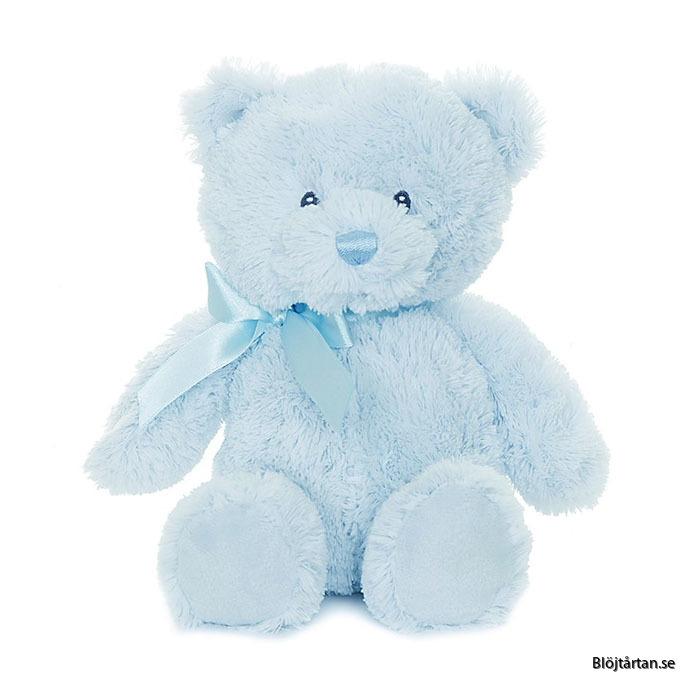 blå nalle teddykompaniet