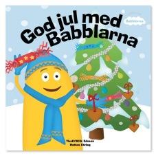 God jul med Babblarna, bok