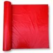 Dekorfilm - PE-VINKELFILM 1000/1000mm x 0.04mm röd
