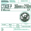 Cryovac displayfilm - CT302 Vinkelfilm 355/0,009mm perf