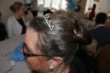 Fröken med tiara