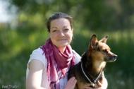 Linda Atmer har hållit hundkurser och jobbat med problemhundar sedan 2007.