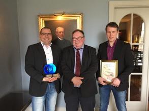 Johan Högberg, Lennart Gunnarsson & Tommy Söderlund