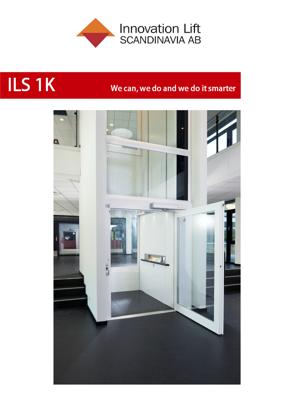 Produktblad ILS 1K