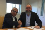Rafique U. Ahmed – MD Condato Group & Johan Hogberg – Sales Director ILS