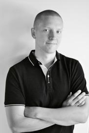 Leg. kiropraktor Johan Rosenblad (måndag, tisdag, torsdag, fredag)