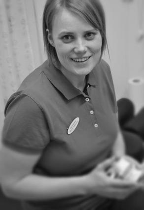 Leg. kiropraktor Birthe Mårstöl Rosenblad