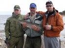Jonas,Christer och Henrik 14/4-2011