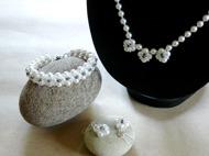 Brudset - sytt pärlarbete