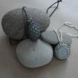 Pärlor och sten smycken - Åsa Sandh