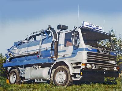 Finfin Scania slambil 1974