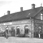 EA 7 Billinge Station